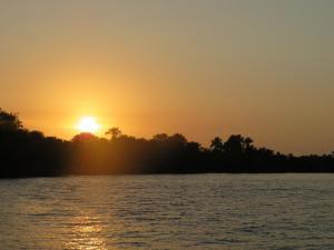 Pôr de sol Barreirinhas