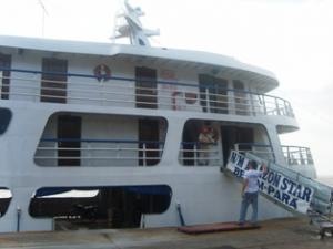vue bateau