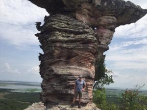 Pedra do Pilão & eu 2019